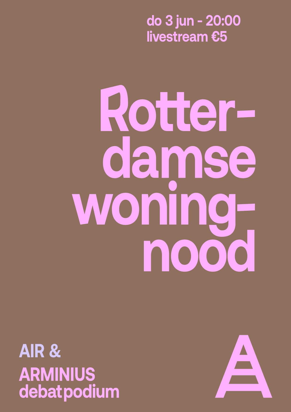 Woningnood Rotterdam